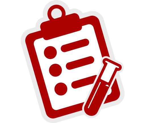 Ícone Treinamento in Loco em Coleta Sanguínea e Processamento de Amostras